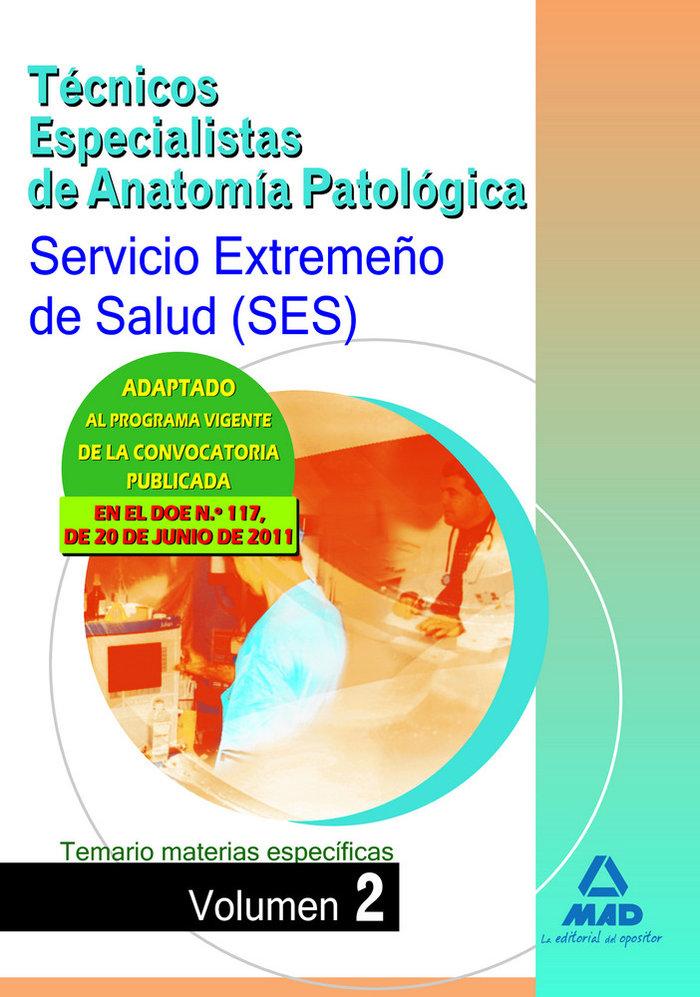 Anatomia patologica ses 11 tema. ii espedifico tecnico espe
