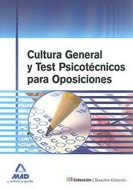 Cultura general test psicotecnicos para oposiciones