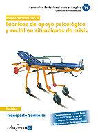 Transporte sanitario tecnicas apoyo sicologico y social
