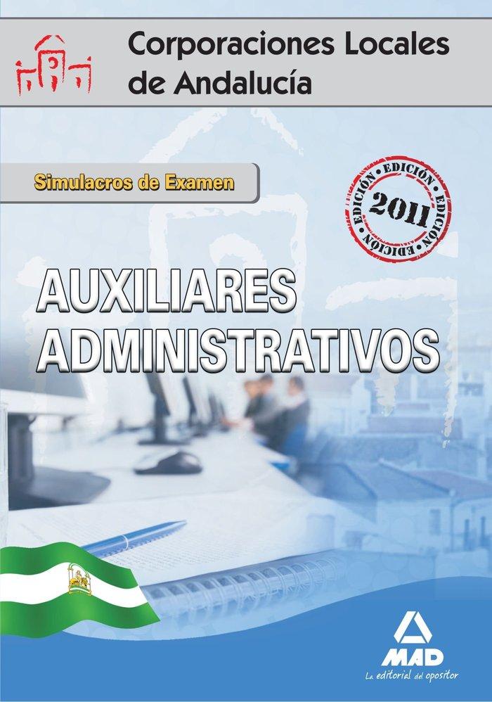 Auxiliares administrativos corporaciones locales de andaluc