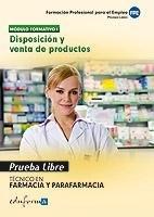 Disposicion y venta de productos ciclo gm farmacia