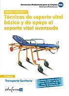 Transporte sanitario tecnica soporte vital basico