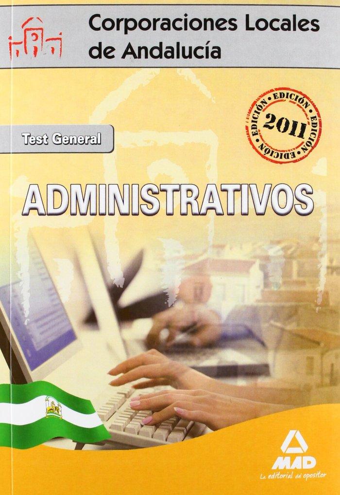Administrativos corporac.locales andalucia test g.