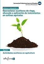 Riego abonado y aplicacion de tratamientos en cultivos ii cp