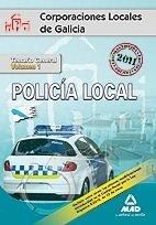 Policias locales, galicia. temario general