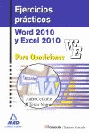 Ejercicios practicos de word y excel 2010 para oposiciones