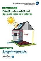 Estudios de viabilidad de instalaciones solares modulo i cp