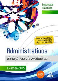 Supuestos practicos administrativos junta andalucia 2º ejer