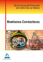 Bomberos conductores simulacros  examen  materias juridicas