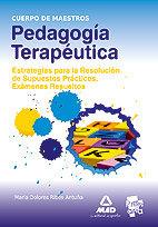 Cuerpo maestro primaria pedagogia terapeutica
