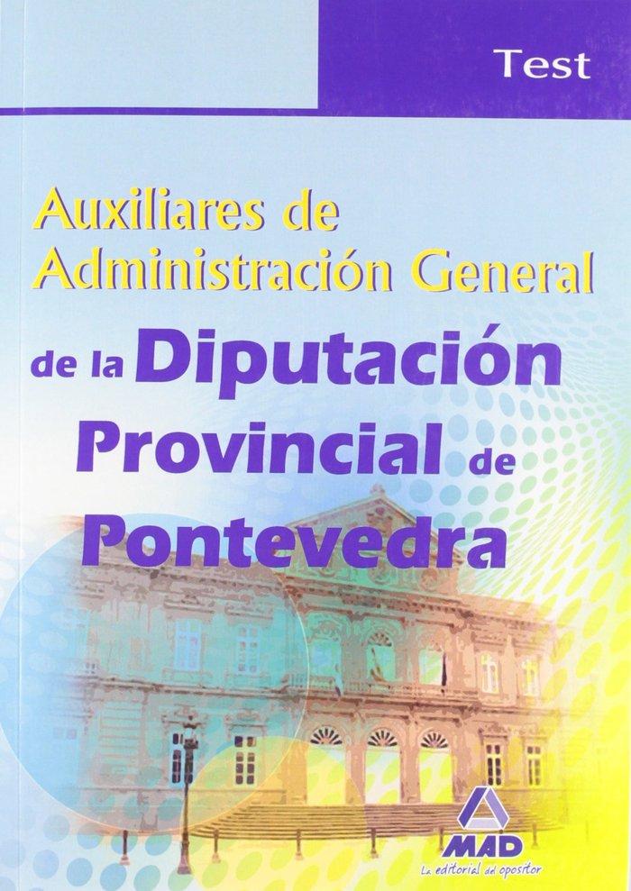Auxiliares de administracion general, diputacion provincial