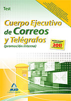 Cuerpo ejecutivo promocion interna correos