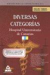 Categorias hospitalarias test temario juridico canarias