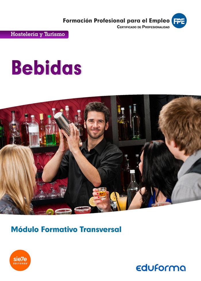 (transversal) bebidas. familia profesional hosteleria y turi