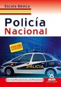 Policia n psicotecnicos personalidad 2012 escala basica
