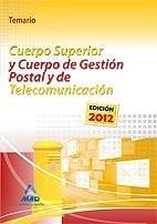 Cuerpo superior y cuerpo de gestion postal y de telecomunica