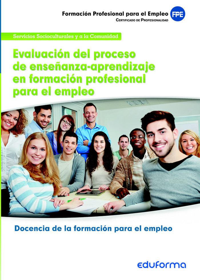 Evaluacion proceso enseñanza y aprendizaje