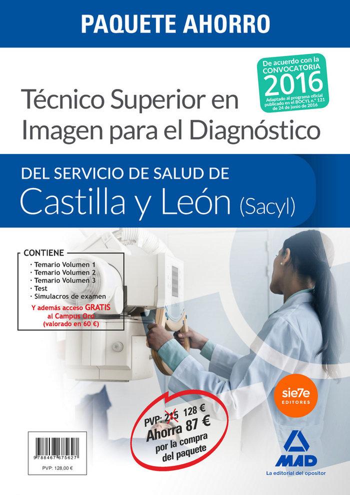 Paquete ahorro tecnico superior en imagen para el diagnostic