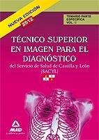 Tecnicos superior en imagen para el diagnostico, servicio de
