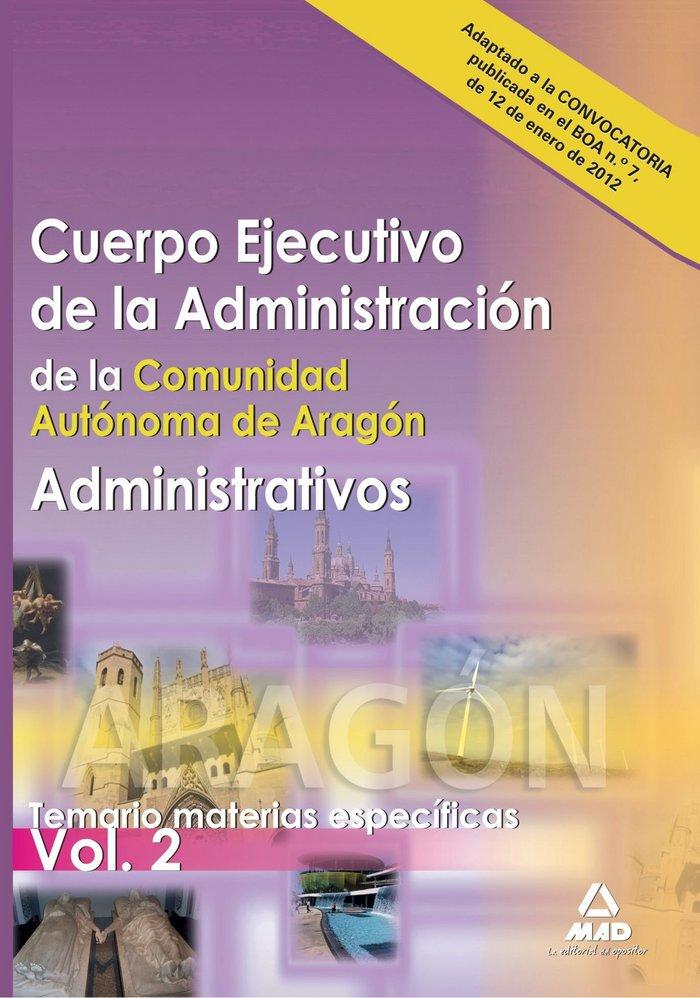 Temario 2 administrativos dga