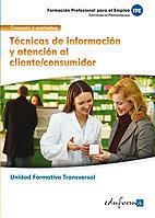 Tecnica de informacion y atencion al cliente-consumidor