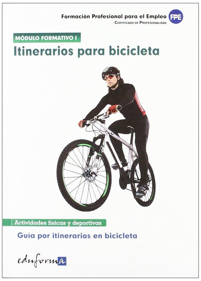 Itinerarios para bicicletas