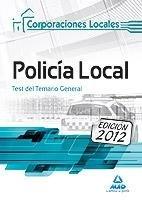Policia local test del temario general