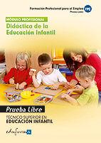 Tecnico superior en educacion infantil, didactica de la educ