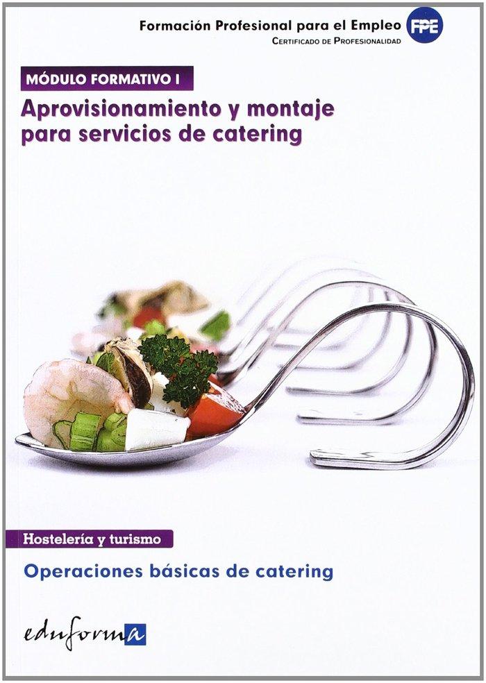 Operaciones basicas de catering