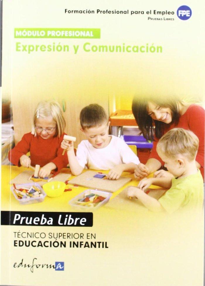 Expresion comunicacion tecn.superior educacion inf.