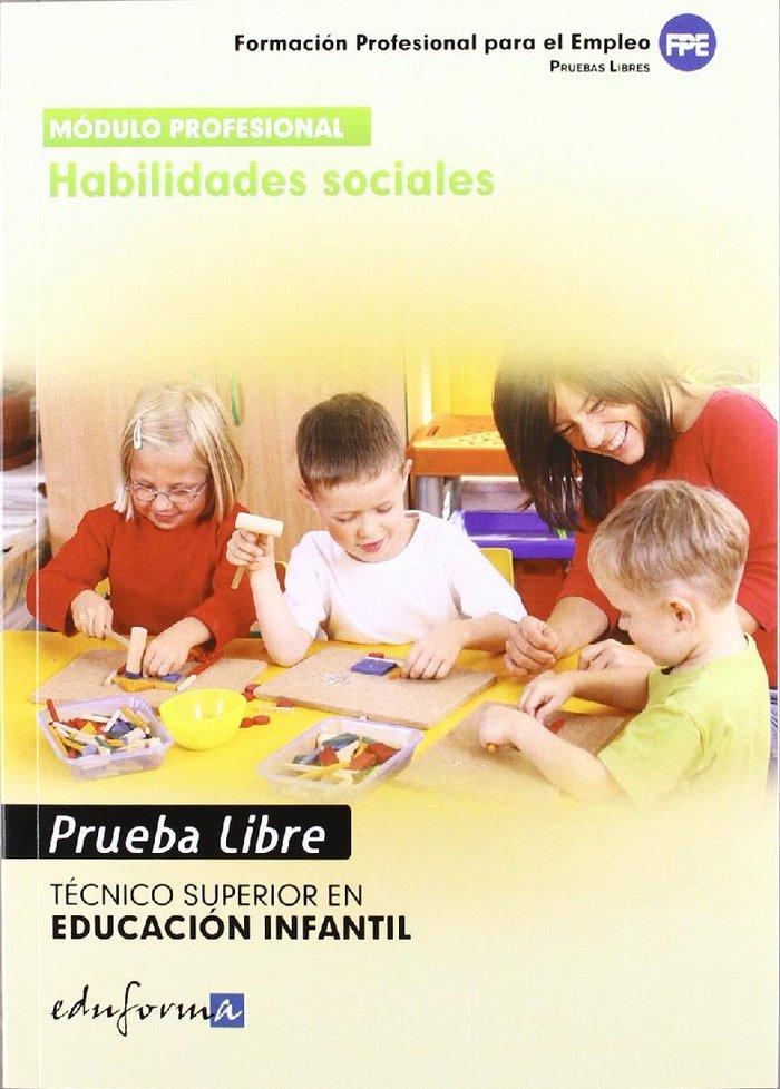 Tecnico superior educacion infantil habilidades sociales