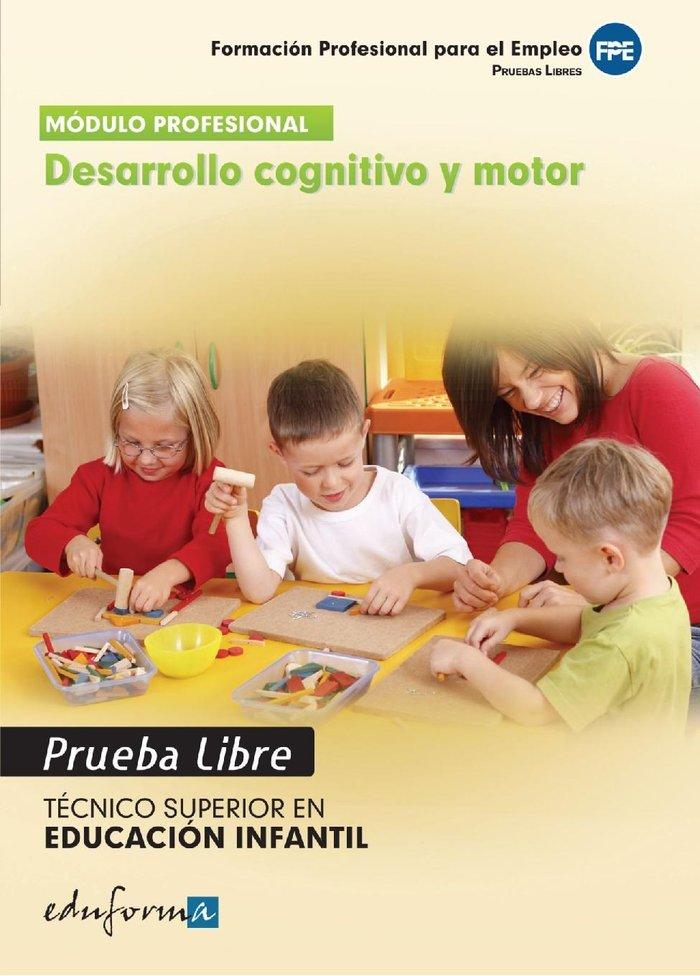 Tecnico superior educacion infantil desarrollo cognitivo y