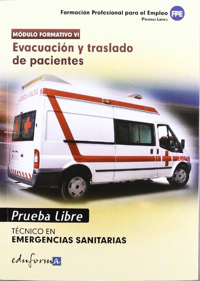 Evacuacion y traslado de pacientes ciclo gm