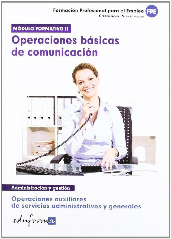Operaciones basicas de comunicacion