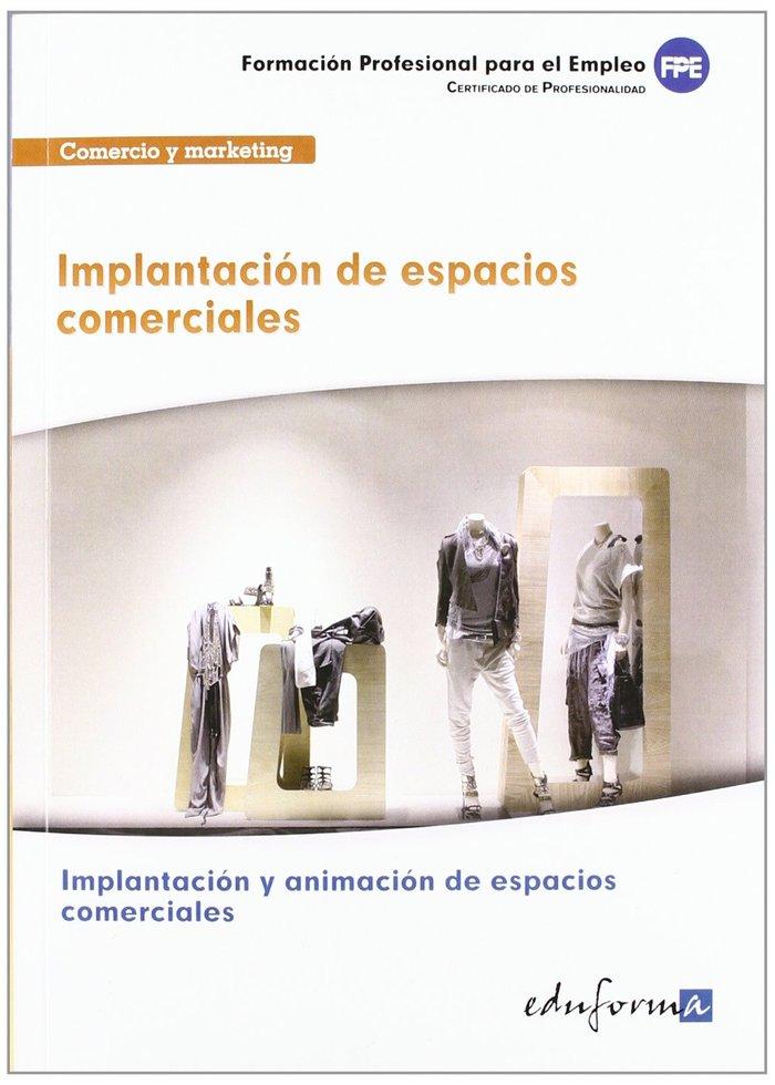Implantacion de espacios comerciales