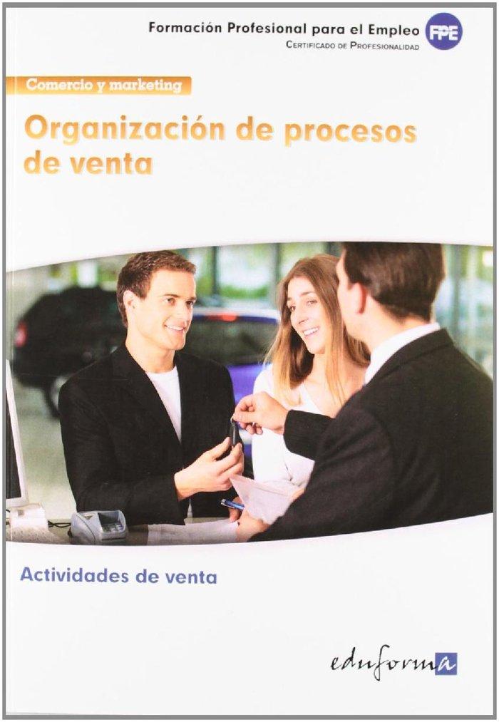 Organizacion de procesos de venta cp