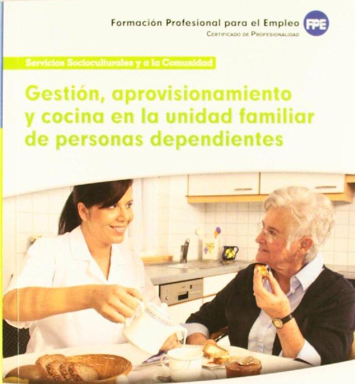 Gestion aprovisionamiento y cocina en la unidad familiar