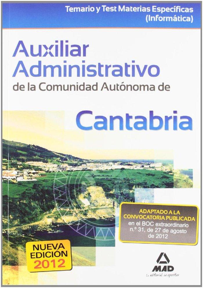 Auxiliar administrativo comunidad autonom