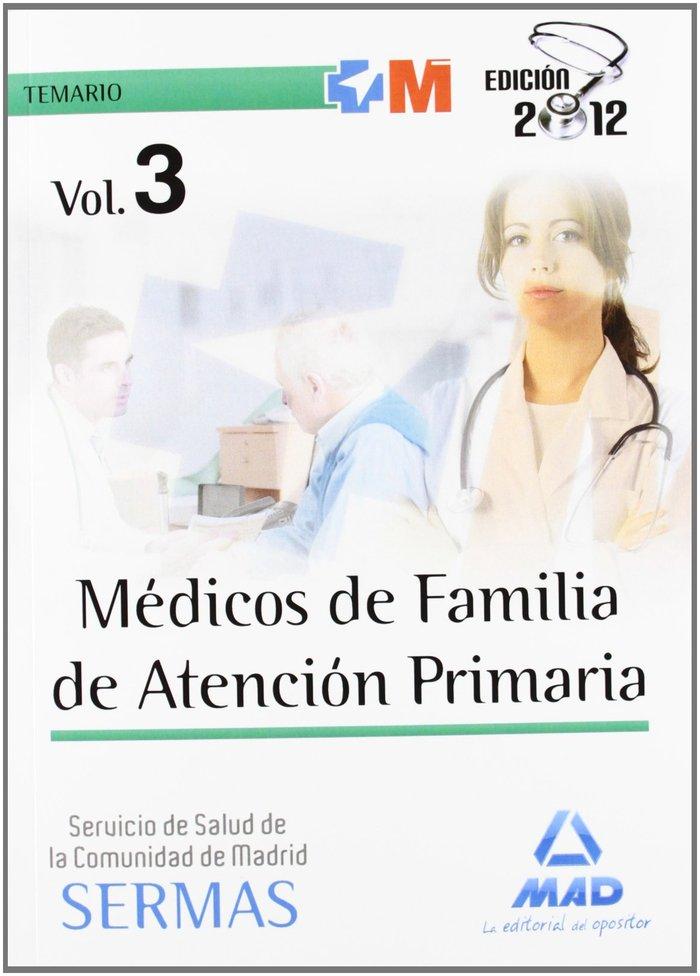 Medico familia servicio salud madrid vol iii 2019 sermas