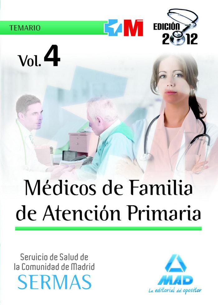 Medico familia servicio salud madrid vol iv 2019 sermas