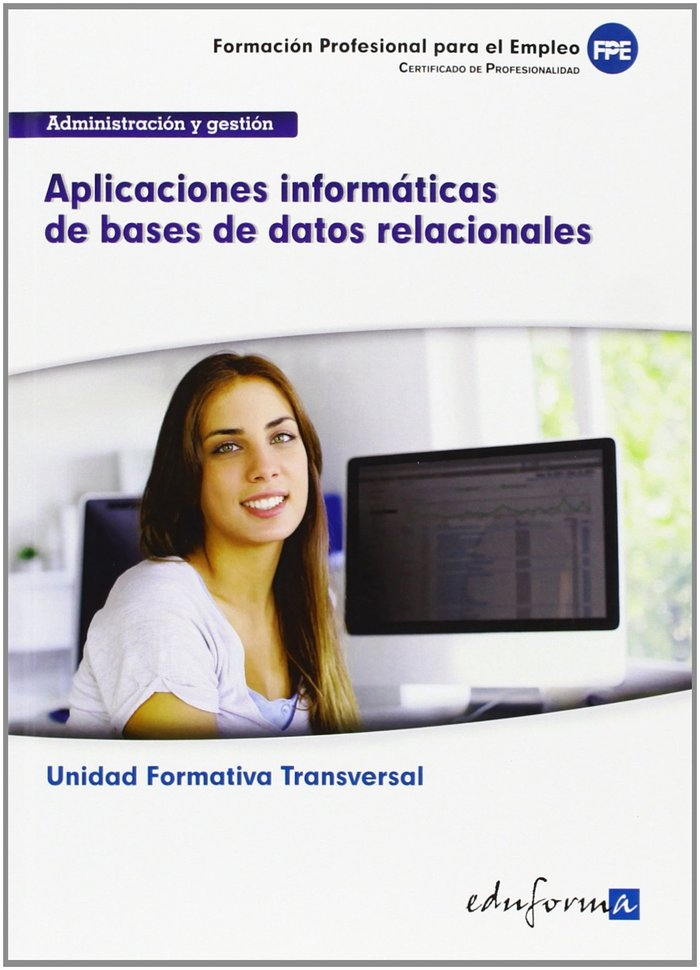 Aplicaciones informaticas de bases de datos relacionales