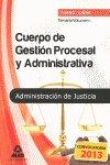 Temario 1 cuerpo gestion procesal y administrativa libre