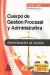 Temario 2 cuerpo gestion procesal y administrativa libre