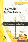 Cuerpo de auxilio judicial administracion