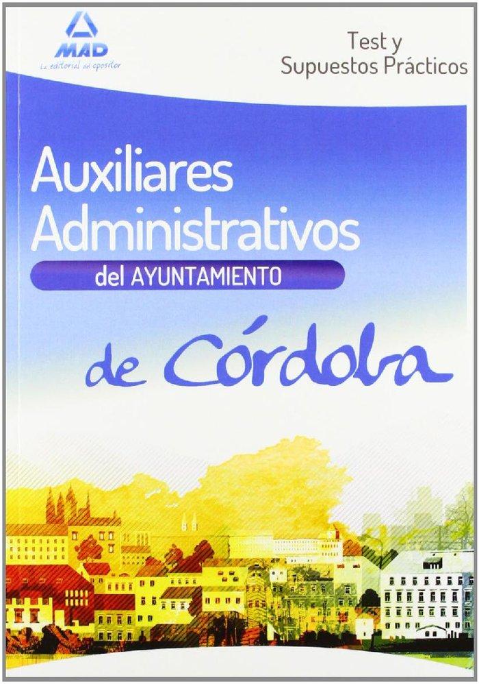 Test y supuestos practicos auxiliares administrativos ayunt