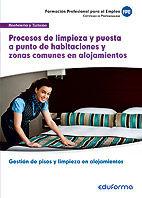 Uf00045. procesos de limpieza y puesta a punto de habitacion