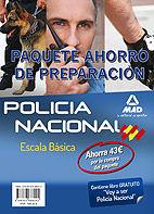 Preparac.policia nacional esc.basica 2012 paquete ahor.