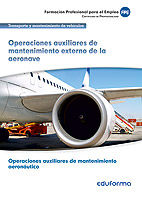 Uf00957. operaciones auxiliares de mantenimiento externo de