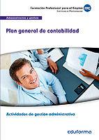 Plan general de contabilidad. certificado de profesionalidad