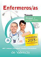 Enfermeros/as del consorci hospital general universitari de